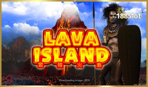 Lava Island
