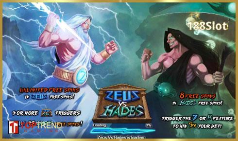 Zeus vs Hades